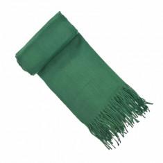 Fular elegant casmir verde Allom foto