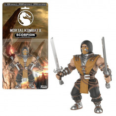 Figurina articulata Pop! Mortal Kombat, Scorpion