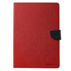Husa iPad Pro 12.9 inch (2018) Mercury Book Magnetic Rosu