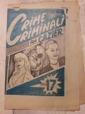 Ziarul Crime si criminali fara cazier nr 17 din 1993