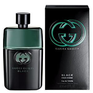 Gucci Guilty Black Pour Homme EDT Tester 90 ml pentru barbati foto