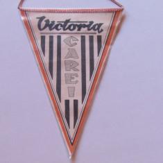 "Fanion fotbal - ""VICTORIA"" CAREI"