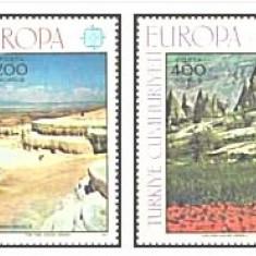 Turcia 1977 - Europa, serie neuzata