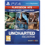 Joc Uncharted Collection PlayStation HITS PS4, Sony