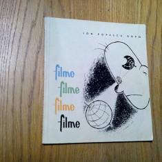 ION POPESCU GOPO - FILME * filme * FILME * filme - 1963, 73 p.