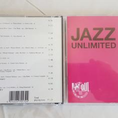 [CDA] Jazz Unlimited - Jazz Unlimited - cd audio original