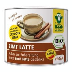 Bautura Instant cu Scortisoara Latte Bio 70gr Raab Cod: 4019839850225