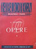Opere - Poezii, vol. I