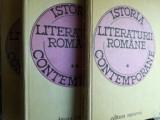 Istoria literaturii romane contemporane 3 vol