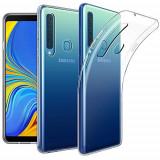 Husa Protectie Silicon Tpu Ultra Slim Samsung Galaxy A9 2018, Transparent