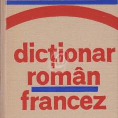 Dictionar roman-francez (1975)
