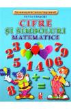 Cifre si simboluri matematice - Cartonase - Silvia Ursache