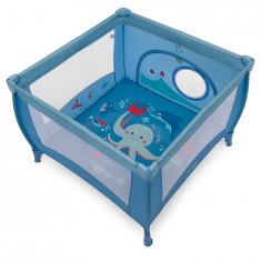 Baby Design Play 03 blue 2018 - Tarc de joaca