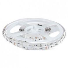 BANDA LED SMD5050 24V 60LED/M 6400K IP20 5M