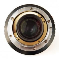 Obiectiv 7Artisans 28mm F1.4 negru pentru Sony E-mount ( cu adaptor )