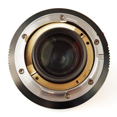 Obiectiv 7Artisans 28mm F1.4 negru pentru Sony E-mount ( cu adaptor ) foto