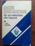 Indexul medicamentelor de uz veterinar din import- L. Ciser, C. Galiano