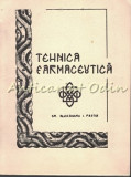 Cumpara ieftin Curs De Tehnica Farmaceutica IV - Al. Pastia