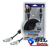 Cablu profesional HDMI 1.4 19pin Tata SWIV Tata 5.0M,HQ