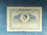 100 Lei 1945 Romania Regele Mihai (2)