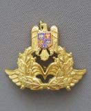 Cuc aviatie - Element coifura - insemn - insigna - emblema