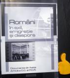 Romani in exil emigratie si diaspora