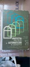 PROTECTIA PRIN RELEE SI AUTOMATIZARI IN ENERGETICA Sergiu Calin,  Popescu foto