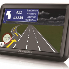 Sistem Navigatie GPS Auto Navman 5000 5.0 LM Harta Full Europa, Toata Europa