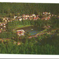 CPI B 12008 CARTE POSTALA - BAILE TUSNAD. VEDERE DE PE STANCA SOIMILOR, Circulata, Fotografie