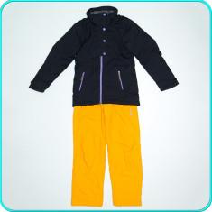 Costum ski—iarna, impermeabil, calduros, usor, EXTEND → fete   11—12 ani  152 cm, Copii