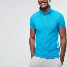 Tricou POLO Ralph Lauren  Custom Slim Fit M si XL
