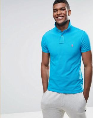 Tricou POLO Ralph Lauren  Custom Slim Fit M foto