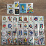 Panini World Cup Brazil 2014 Set complet de embleme (stickere lucioase)