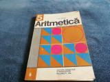 MANUAL ARITMETICA CLASA A V A 1976