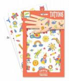 Cumpara ieftin Tatuaje Djeco pentru copii, Cute