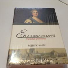 Ecaterina cea Mare. Portretul unei femei - Robert K. Massie-RF17/2