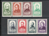 Franta.1948 100 ani revolutia de la 1848-Personalitati MF.219, Nestampilat