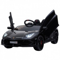 Masinuta electrica Copii Chipolino Lamborghini Aventador SVJ black