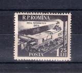 ROMANIA 1954 - ZIUA MINERULUI - LP. 365