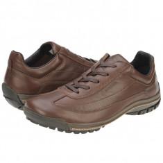 Pantofi casual barbati piele Bit Bontimes Ford II maro B87217PVFMAROTDM, 40 - 45, Piele naturala
