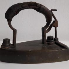 fier de calcat vechi din bronz Nr.6