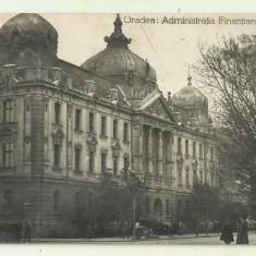 cp Oradea : Administratia Financiara - 1927