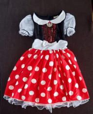 Rochita carnaval petrecere Minnie Disney Classics foto