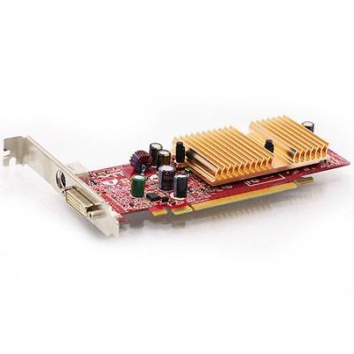 Placa video PCI-E nVidia Geforce 7100 256Mb, 64Bit, DVI, High Profile foto