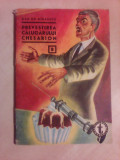 Prevestirea calugarului Chesarion - DAN GR. MIHAESCU , 1966