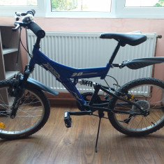 "Vand bicicleta 20"", 6"