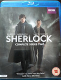 Sherlock (Complete Series Two) (2 X BluRay)