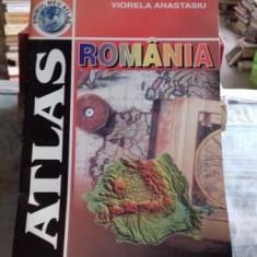 ROMANIA. ATLAS - VIORELA ANASTASIU