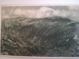 Carte Poștală 1951, Munții Făgăraș, circulată Craiova