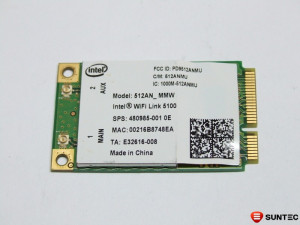 Placa de retea wireless Intel 512AN_MMW HP Pavilion DV7 480985-001